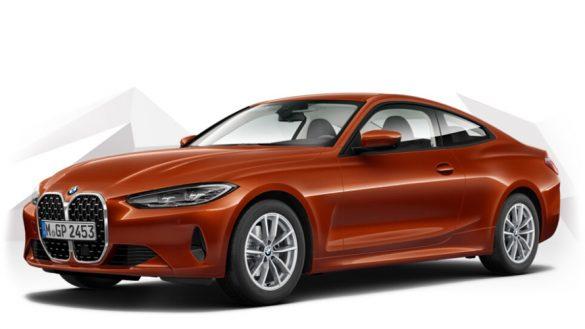 BMW 420i Coupé